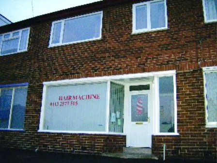 Long Established Freehold Hairdressers, with Accommodation, In Popular Area of L