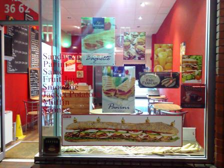 The Sandwich & Juice Bar,catering & Delivery Services