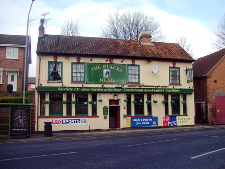 Superb Character Public House