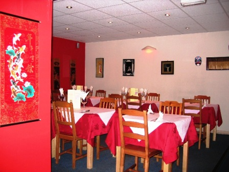Chinese Restaurant Takeaway