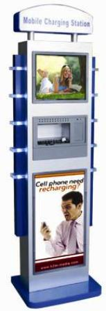 Exclusive Uk Distribution Business For Public Mobile Phone Charging Kiosks Incor