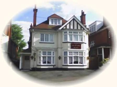 Bournemouth - Alum Chine - 4 Star Guest House for sale