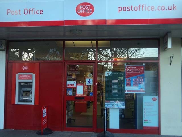 Superb Post office and Retail Outlet