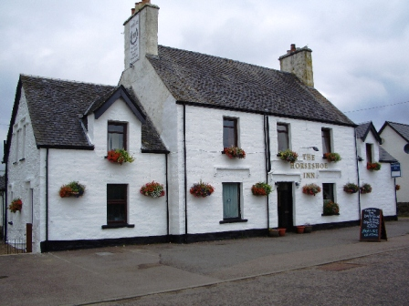 Argyll Village Inn with 4 Letting Bedrooms and  S / C Cottage