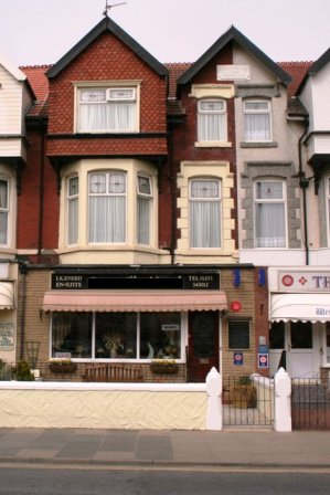 Established 12 Bedroomed Hotel In Blackpool