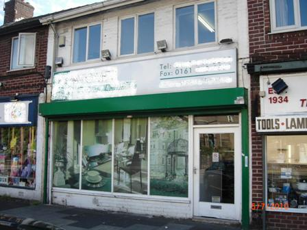 Immacualte 2 Storey Main Road Premises To Rent - Prestwich - £15,000 Pa
