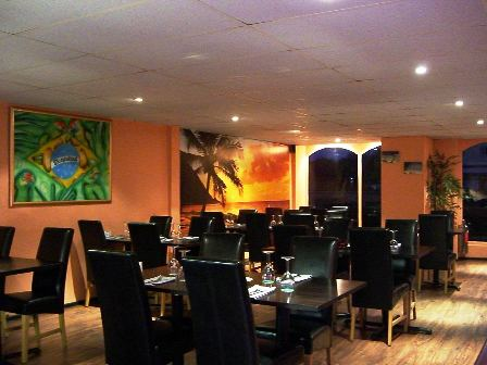 Brazilian Grill -all You Can Eat Buffet and Charcoal Grilled Meats
