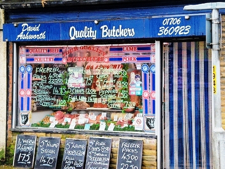 Superb Butchers Shop