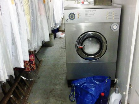 Dry Cleaning, Alteration & Launderette Service
