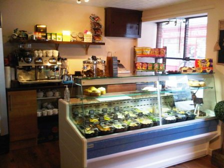 Coffee & Baguette Shop For Sale, Park Street, Pontypridd, Recommend For Early In