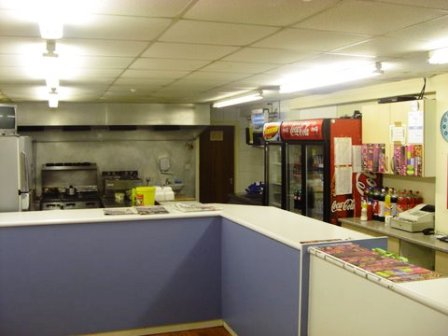 Established Curry & Pizza Takeaway Shop for sale