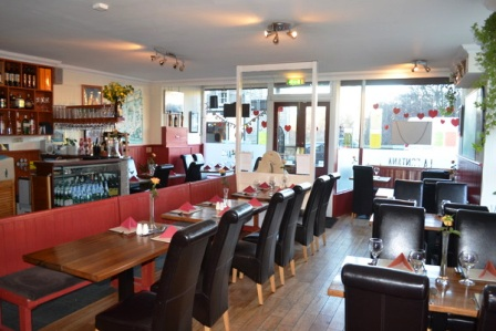 Well Presented Restaurant In Sought After Location