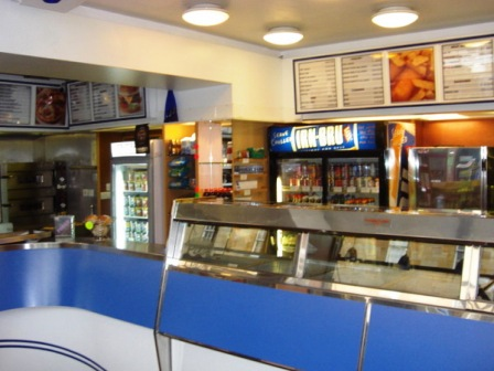 Outstanding Fish 'n' Chip & Hot Food Takeaway Shop