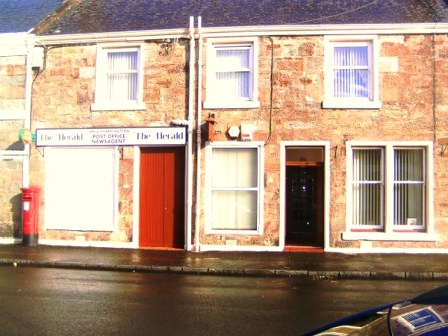 Crosshill Post office