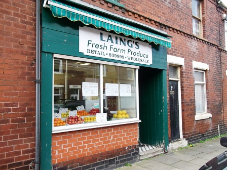 Superb Freehold Greengrocer - Cumbria