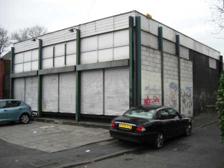 Fantastic Vacant Premises In Prestwich, Manchester