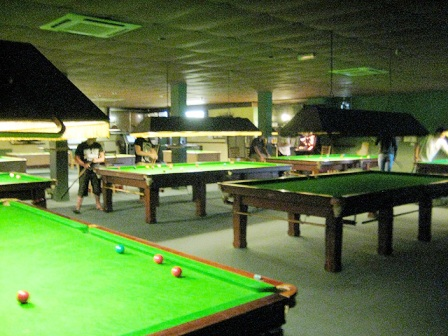 Superb Leasehold Snooker and Pool Club - Avon