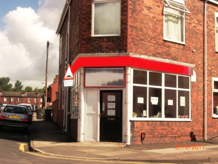 Busy Hair & Beauty Salon with Two Bed Flat Above In Radcliffe, Manchester