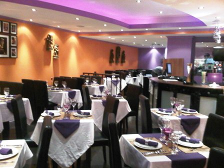 Indian Fine Dining Restaurant, Fully Refurbished with 50 Seats, Fully Licensed,