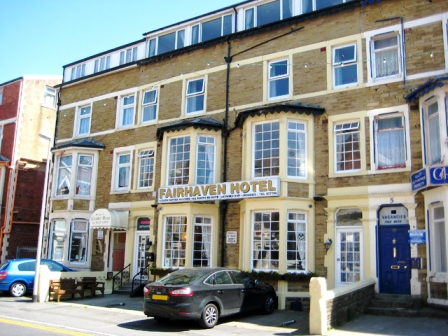 Exceptional Freehold Blackpool Hotel