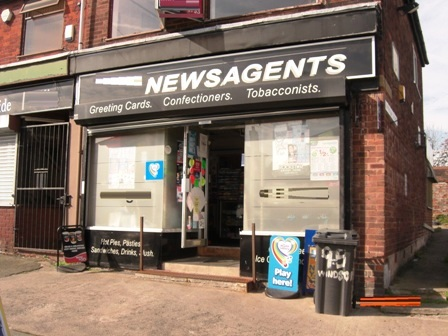 Fantastic Leasehold Newsagents Forsale In Prestwich, Manchester
