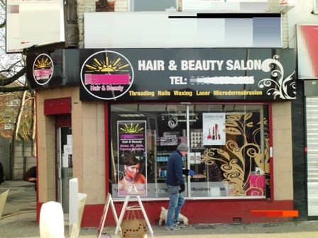 Busy Hair & Beauty Salon, Rusholme, Manchester