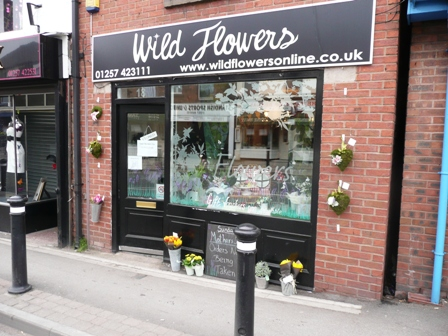 Boutique Florist for sale