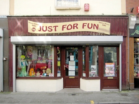 Freehold or Leasehold Fancy Dress Shop - Avon