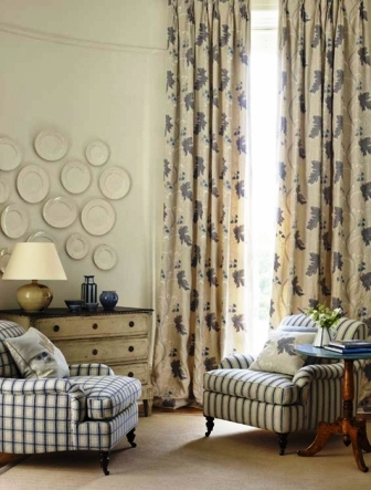 Excellent Bespoke Curtains and Soft Furnishings Business