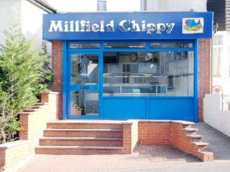 Fish & Chip Shop with Family Home - West Midlands