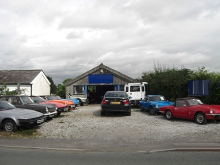 Freehold /  Leasehold Classic Car Restoration Business, Cheshire