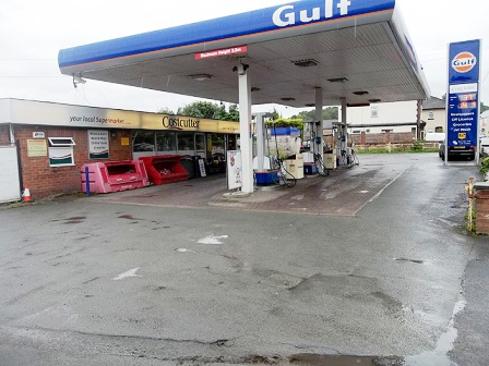 Petrol Station & Convenience Store - North Wales