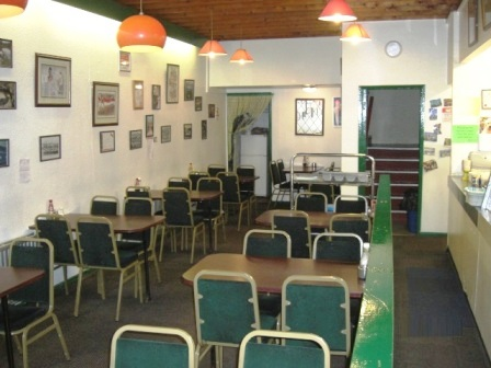 For Sale Spacious 75 Cover Cafe In Bury Town Centre