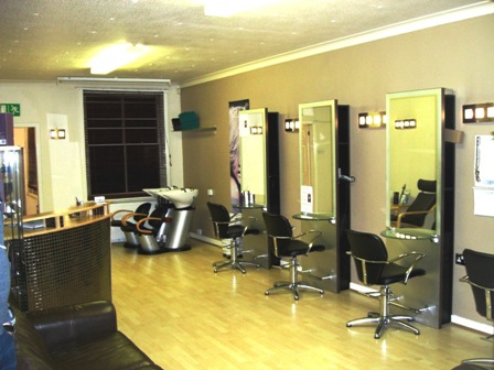 Forsale - Modern Hair and Beauty Salon Bury, Lancashire