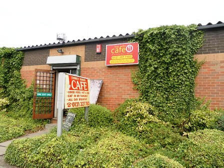 Well Established Café - West Midlands for sale