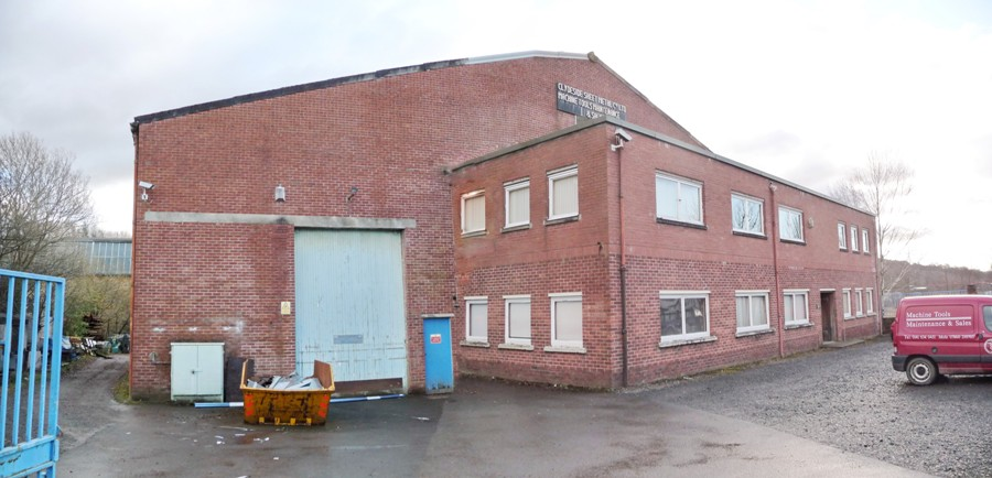 Factory, offices & Yard For Sale - South East Glasgow