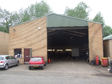Vehicle Repair Garage