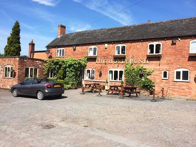 Traditional Village Public House - Derbyshire