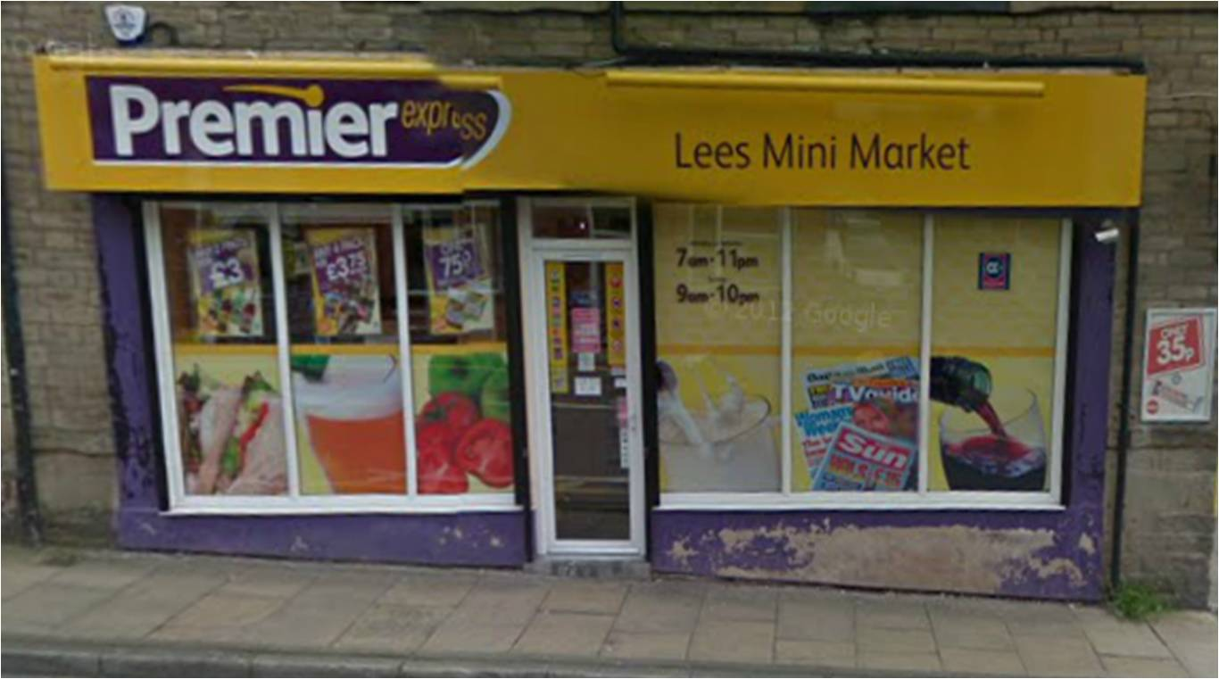 Convenience Store (Premier Express Lees) for sale
