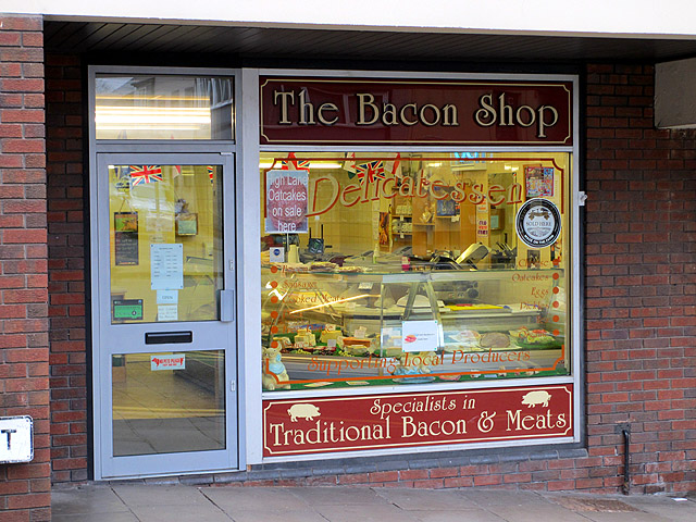 Butcher Shop & Delicatessen - Staffordshire
