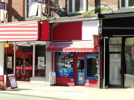 Busy Town Centre Newsagent Business For Sale Bolton