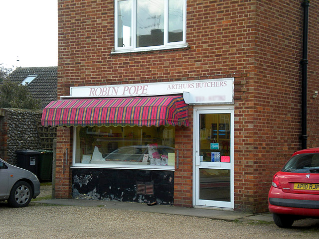 Traditional Village Butchers - Norfolk