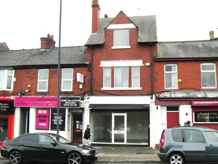 For Sale or To Let - 3 To 4 Storey Retail /  office Premises In Prestwich Manches