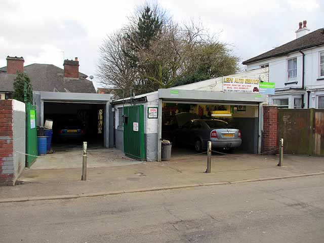 Established Garage Services - West Midlands