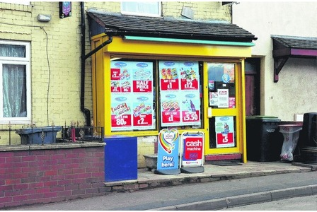 Retail Newsagents, Convenience Stores , off License For Sale with 4 Bedroom Acco