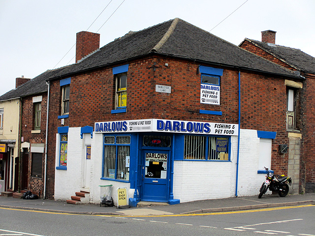 Fishing Tackle & Pet Supplies Store - Staffordshire