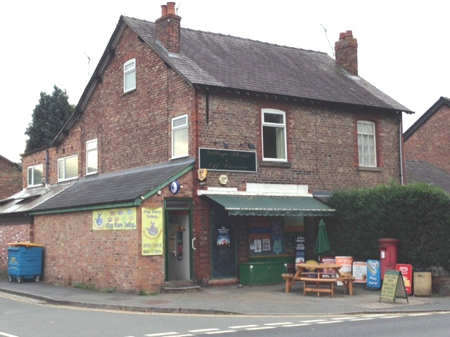 Freehold Village Store & off Licence For Sale Wilmslow Cheshire