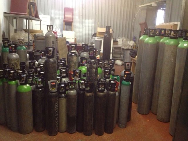 Rare Opportunity Well Established Beer Gas Cylinder Delivery Business