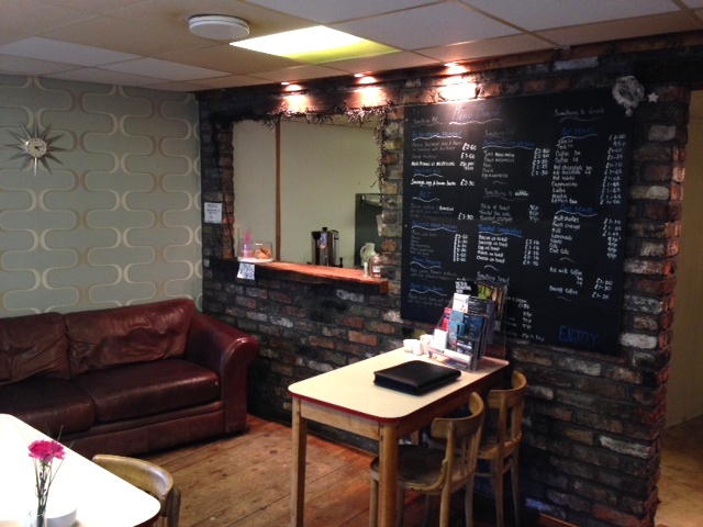 Established Town Centre Cafe Business For Sale In Swinton, Manchester