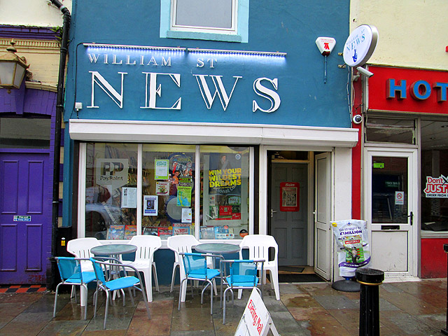 Specialist Newsagents / General Store